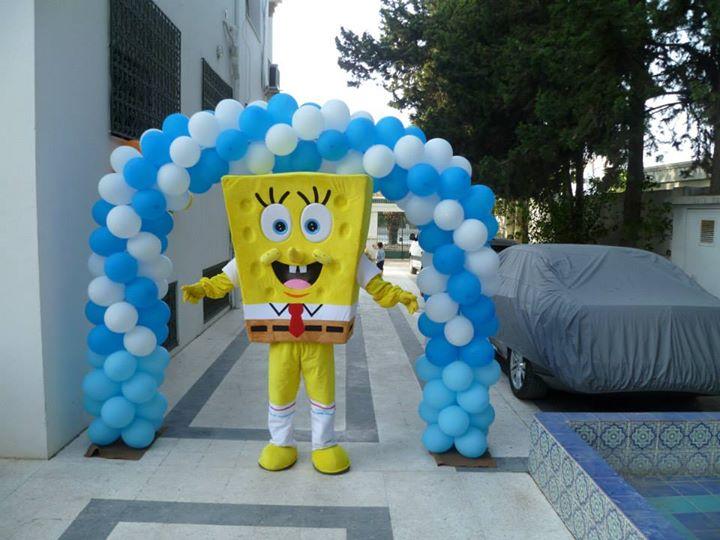 Mascottes à prix réduit pour les anniversaires avec babydeal.com.tn
