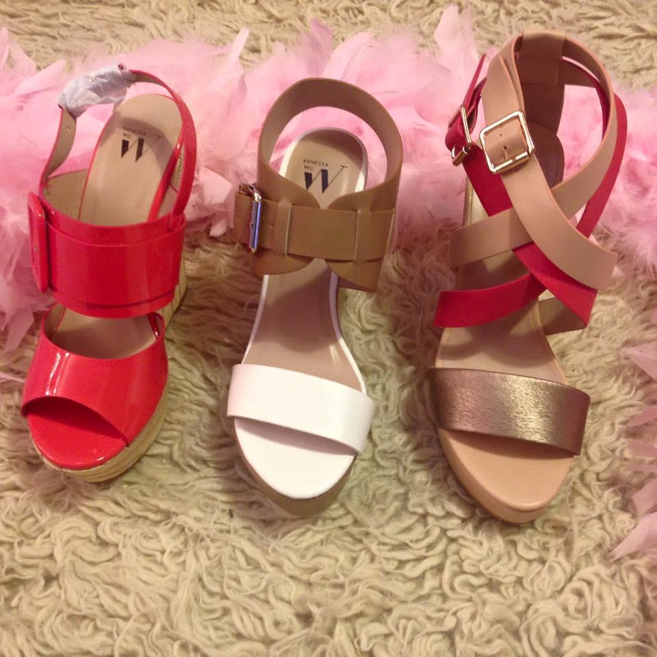 modèles chaussures