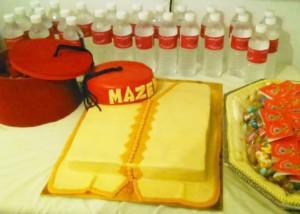 Des kits personnalisés pour une fête de circoncision « Thour » inoubliable  à partir de 79dt Seulement!!!