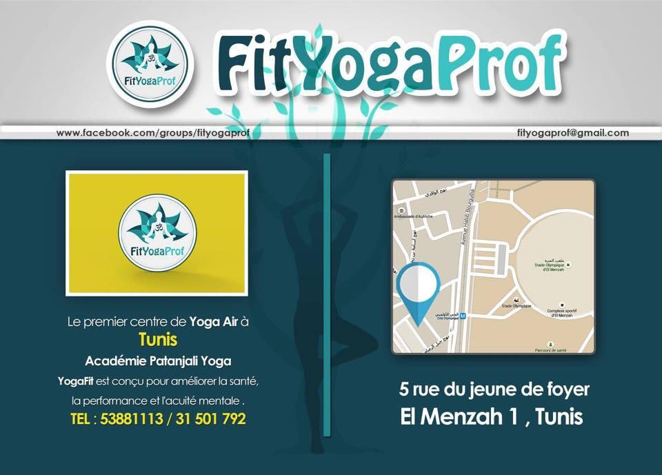 yoga du rire tunisie