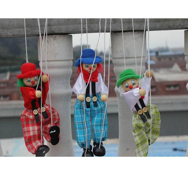 Chilren-Ombre-Marionnette-Avec-Corde-D-anniversaire-Cadeaux-Pour-B-b-En-Bois-Et-Tissu-Marionnettes