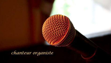 organiste-chanteur