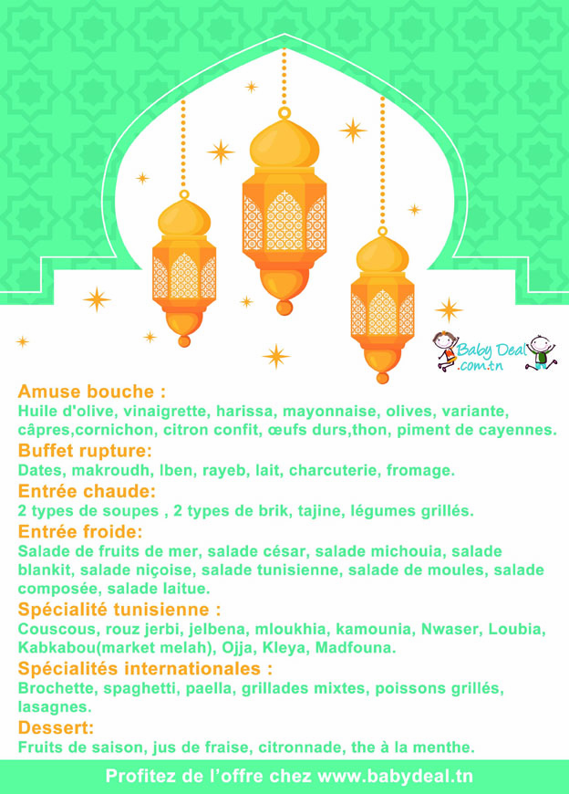 iftar-le-pecheur-Babydeal-tunisie