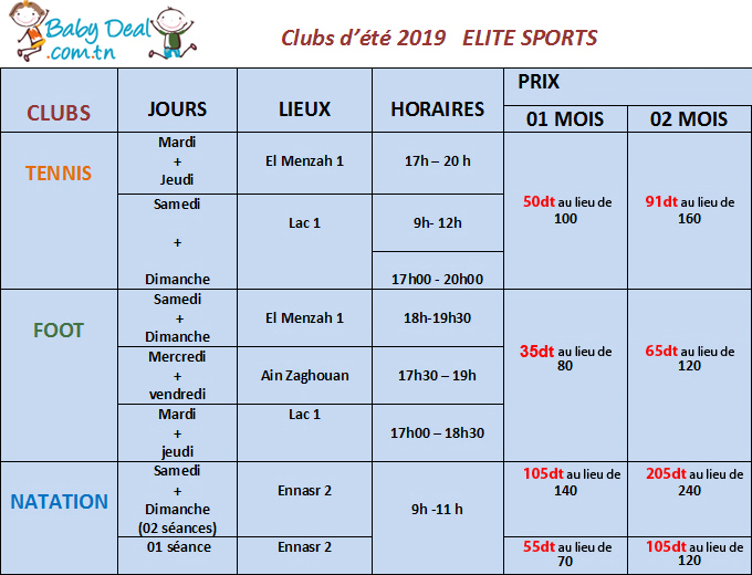 club-ete-elite-babydeal-juillet-2019